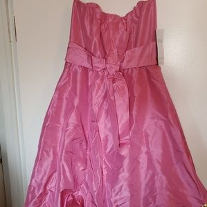 Never worn Donna Ricco Dress. Needs steaming.